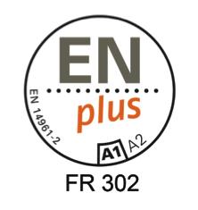 logo EN plus A1 FR302